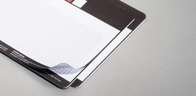 Tapis de souris en papier