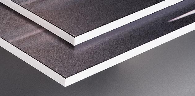 Panneaux en PVC expansé