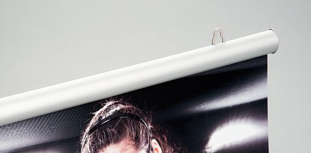 Rails pour posters