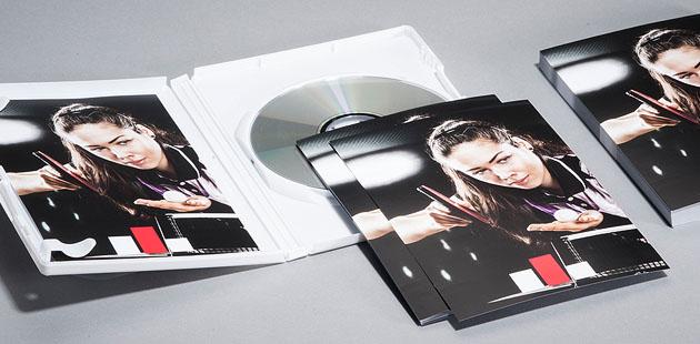 Pochettes DVD